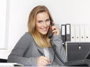 Telefonservice für eine Halteverbotszone